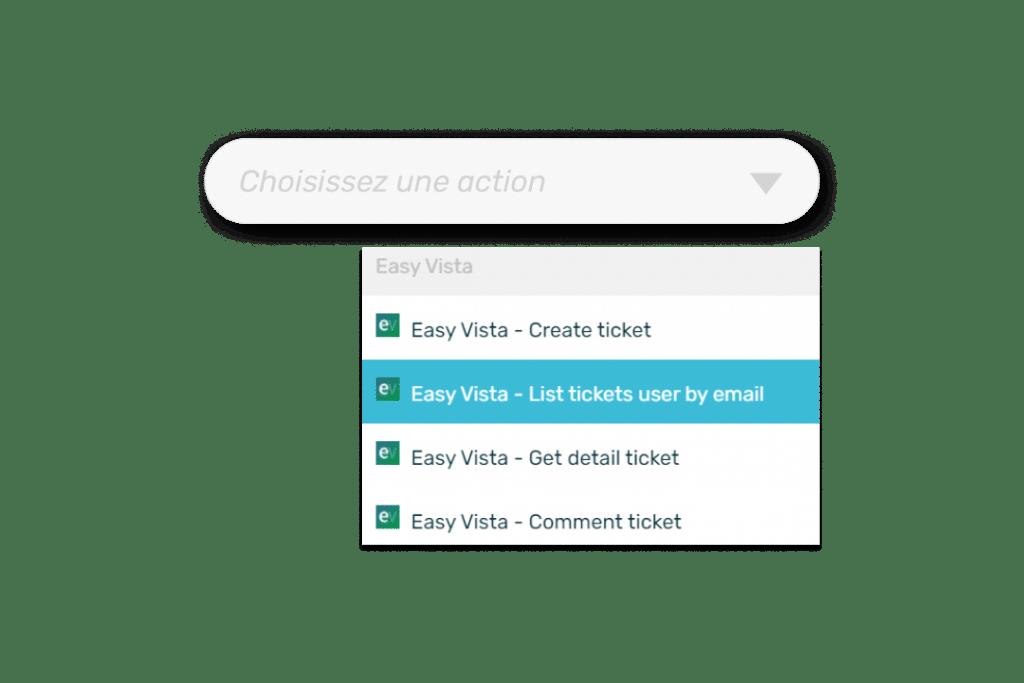 chatbot workflow api vizir